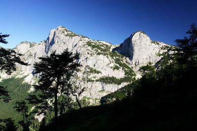 Reichenstein und Siniweler im Toten Gebirge