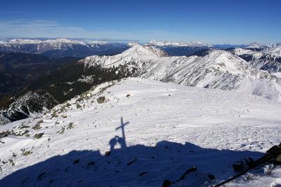 Gipfel-Küsschen am Hochrettelstein