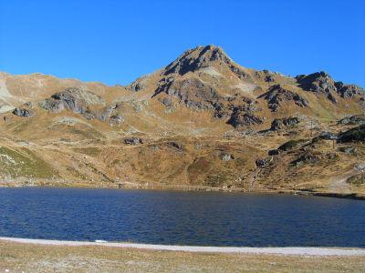 Bergwelt über Obertauern