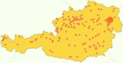 Zugriffsknoten in Österreich