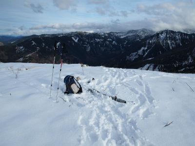 Am Gipfel des Jauereck