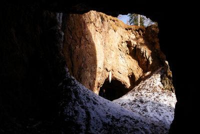 Zwischen den Tunneln