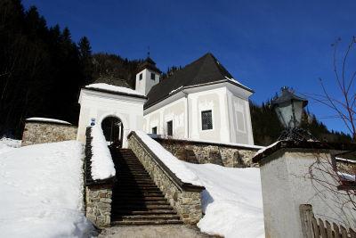 Bergsteiger-Friedhof Johnsbach