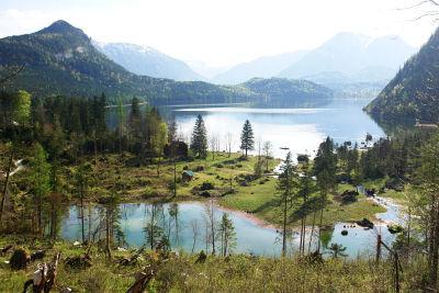 Ostersee und Altausseer See