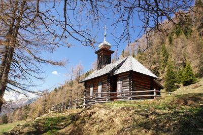Hafeichtkapelle bei der Hafeichtalm