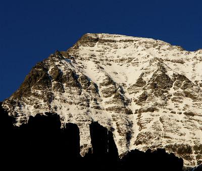 Hochgolling - Nordwand