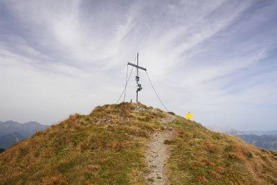 Gipfelkreuz am Himmeleck