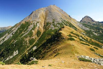 Blick zurück auf Großen und Kleinen Grießstein