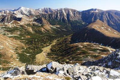 Kar östlich vom Amachkogel