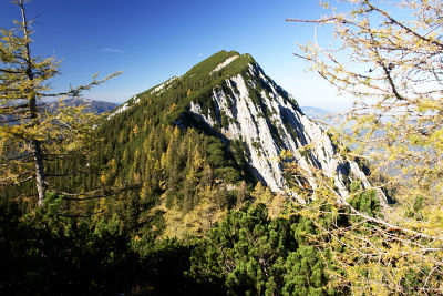 Unterwegs am Höhenweg Sengsengebirge