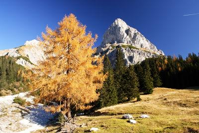 Herbsttour auf den Admonter Kalbling