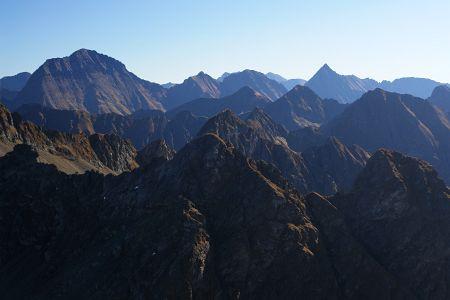 Gipfelerhebungen um Hochgolling und Kasereck