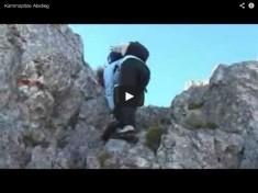 Kammspitz-Abstieg