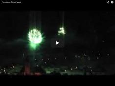 Silvesterfeuerwerk-Groebming