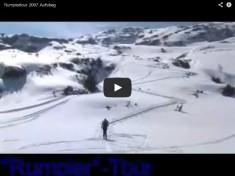 Rumplertour-Aufstieg