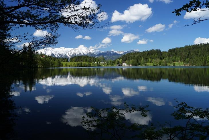 Naturjuwel Gleinkersee in der Pyhrn-Priel-Region