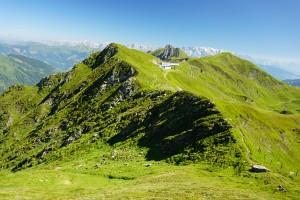 Gratwanderung von der Schwarzwand Richtung Hirschkopf