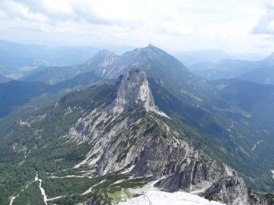 Tieflimauer und Tamischbachturm