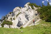 Messnerin - Grüner See