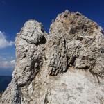 Felsimpressionen am Weg auf den Großen Ödstein