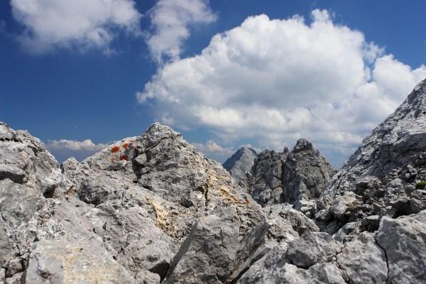 Fels-Impressionen vom Großen Ödstein
