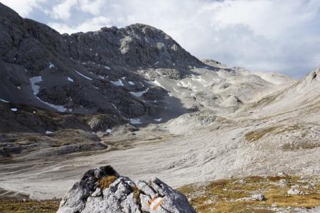 Durch das Landfriedtal zur Scheichenspitze