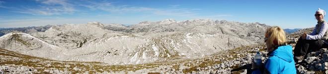 Ausblick vom Großen Tragl