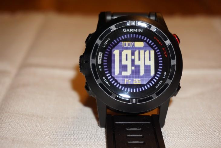 Garmin Fenix 2 - ein GPS-Computer am Handgelenk