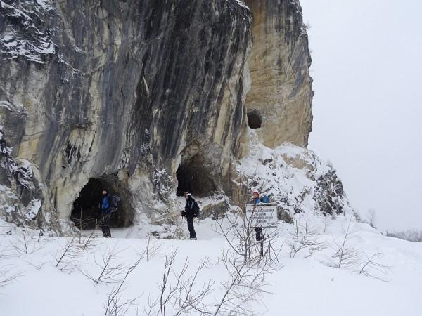 Bei der Weißen Wand: Jeder kehre vor seiner eigenen Höhle