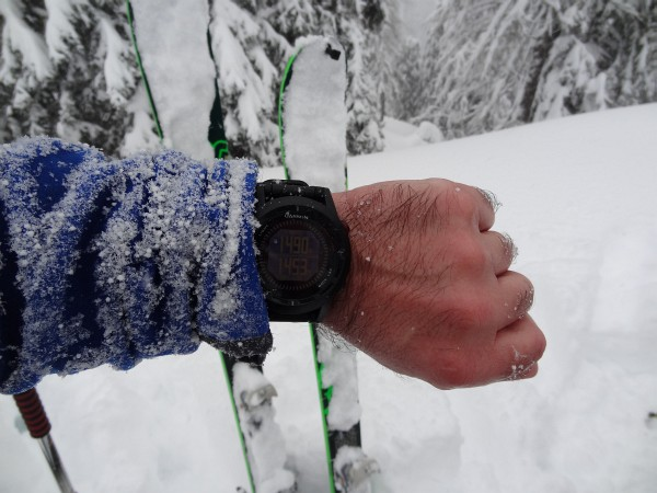 Wetterfest - auch bei Eis und Schnee. Bei sehr tiefen Temperaturen wird sie aber etwas träge.
