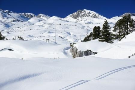 Landschaftsimpressionen vom Dachsteingebirge