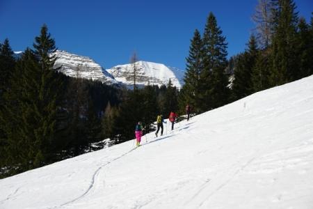 Ausblick zum Warscheneck-Stock