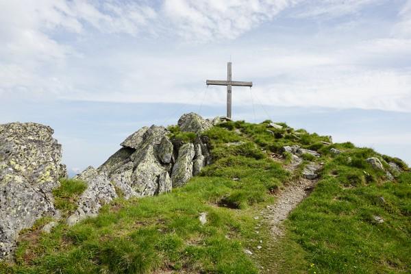 Gipfelkreuz auf der Seekoppe