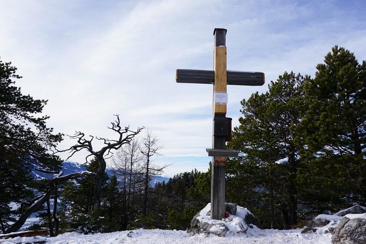 Gipfelkreuz am Freienstein