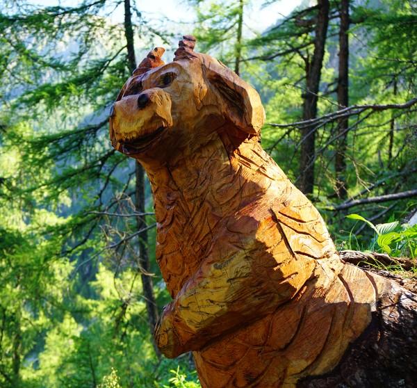 Hat gar der Lindwurm im Tappenkarsee für den Felssturz gesorgt?