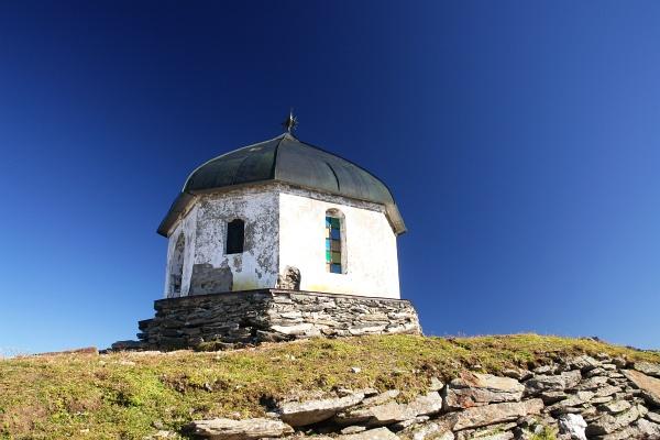 Mausoleum auf der Arnoldhöhe