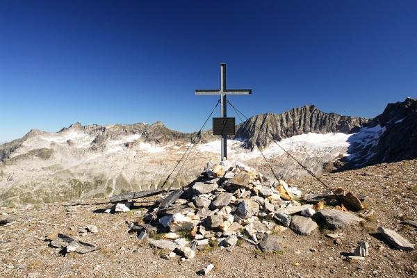 Über das Steinerkreuz zur Grauleitenspitze
