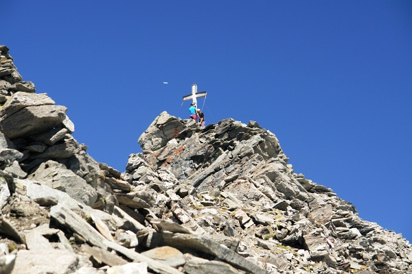 Ankogel-Gipfelkreuz