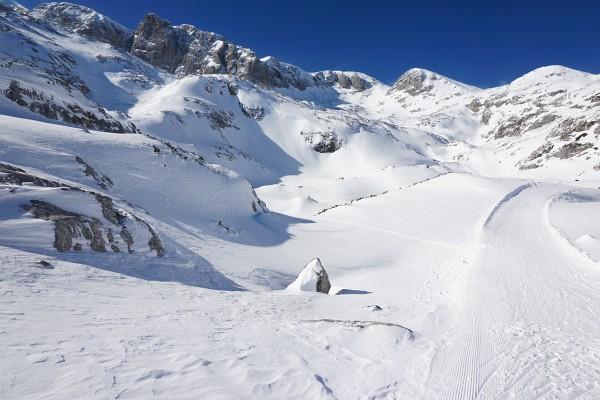 Traumhafte Alpinlandschaft