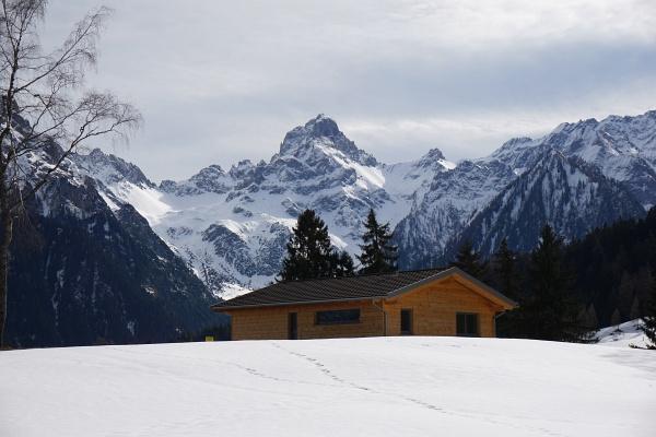 Zimba - Das Matterhorn Vorarlbergs