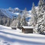 Traumhafte Winterlandschaft im Brandnertal