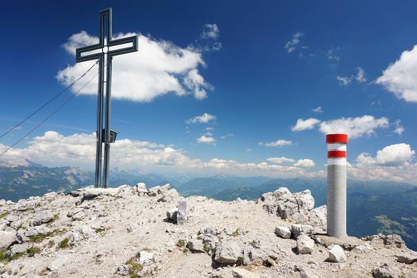 Grimming-Gipfelkreuz
