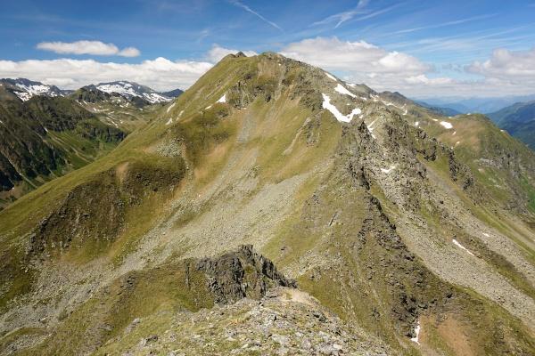 Wieder ein neues interessantes Gipfelziel entdeckt: Das Gamsleiteck