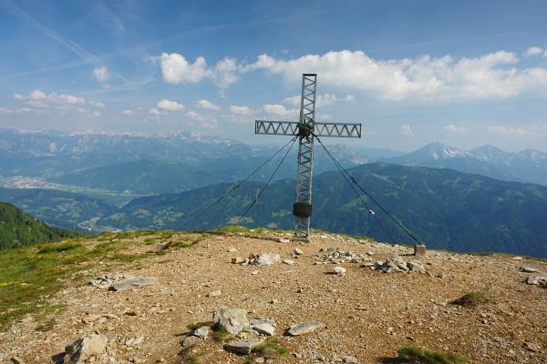 Stein am Mandl - Gipfelkreuz