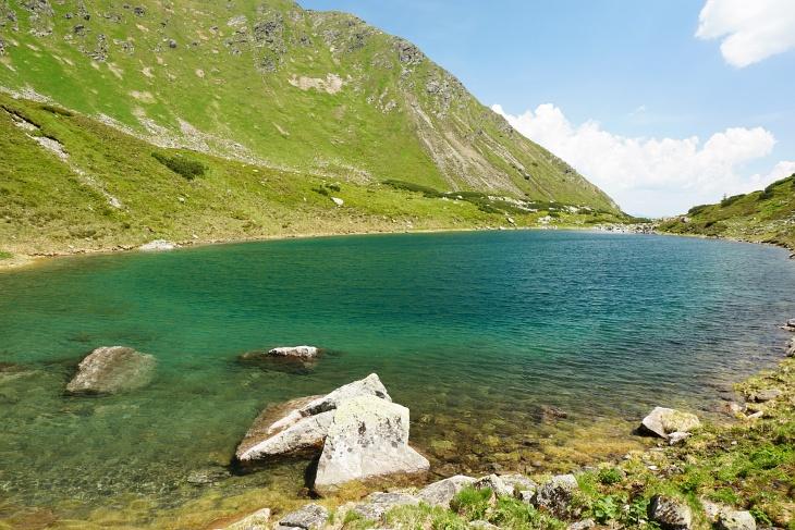 Idyllisches Plätzchen am Grünen See