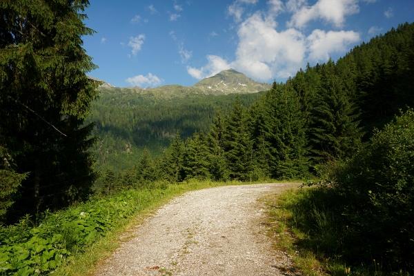 """""""Nur"""" noch 1.100 Höhenmeter auf den Großen Knallstein"""