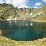 Beim Weißensee am Weg auf den Großen Knallstein