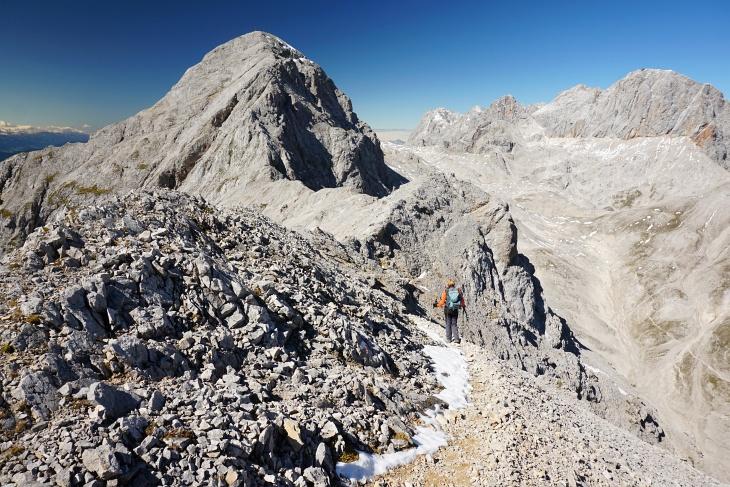 Faszinierende Landschaften im Dachsteingebirge