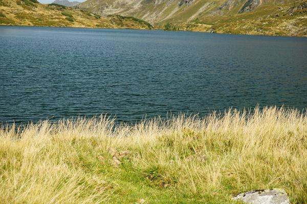 Unterwegs beim Unteren Giglachsee
