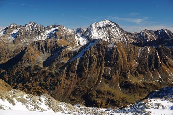 Der Hochgolling - der höchste Gipfel in den Schladminger Tauern